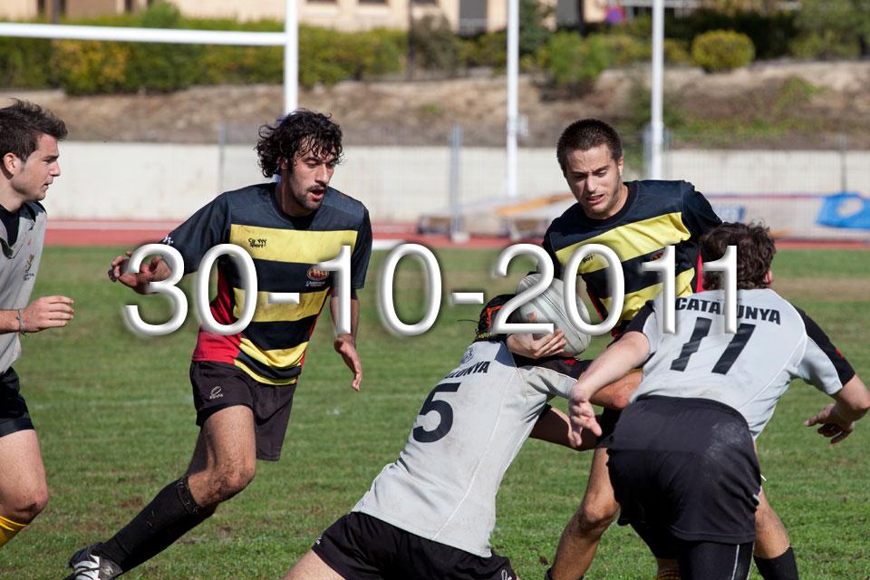 Carboners 30 d'octubre del 2011