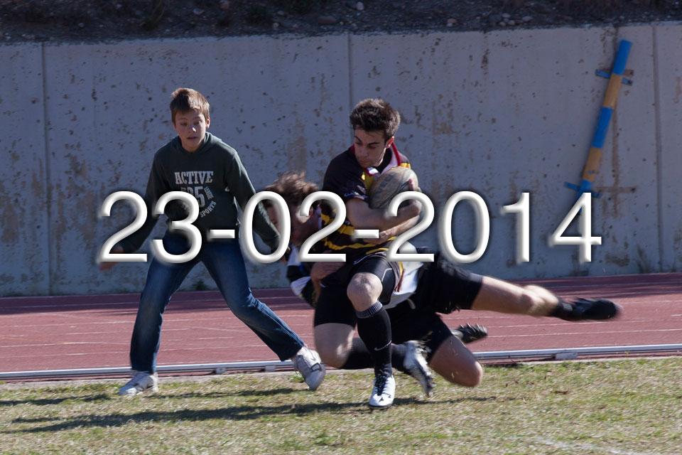 Carboners 23 de febrer del 2014