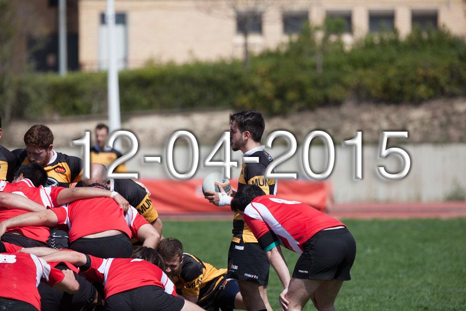 Carboners 12 d'abril del 2015