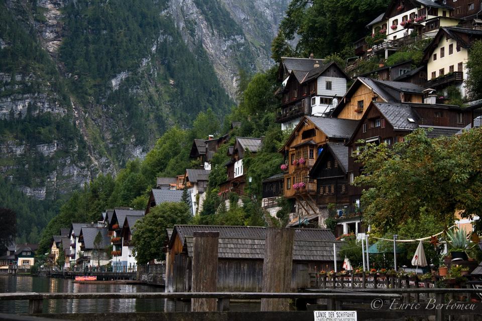 Hallstatt, un dels pobles més bonics del món